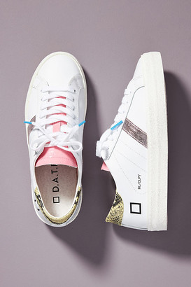 D.A.T.E Python Hill Sneakers By in White Size 36