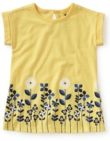 Tea Collection Zola Graphic T-Shirt Dress (Baby Girls)