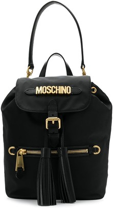 Moschino tassels detail backpack