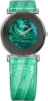 Jowissa Women's J3.004.M Elegance Green Mother-Of-Pearl Watch