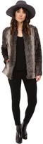 BB Dakota Caddy Faux Fur Coat
