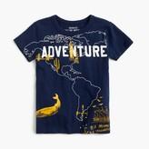 J.Crew Boys' world adventure T-shirt