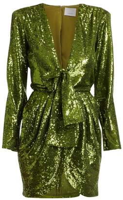 Cinq à Sept Skylar Sequin Dress