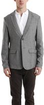 Rag & Bone Phillips Unstructured Cotton Blazer