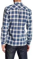 Woolrich Indigo Check Shirt