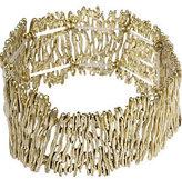 Shredded Wire Bangle