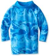 BaBy BanZ Boys' Long Sleeve Loose Fit Rash Top