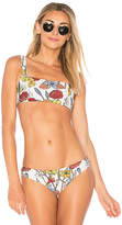Stone Fox Swim Heidi Top in Cream. - size M (also in S,XS)