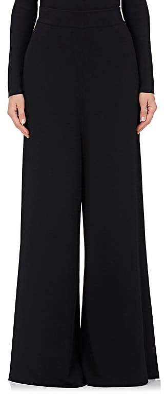 Stella McCartney WOMEN'S COMPACT KNIT WIDE-LEG PANTS