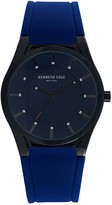 Kenneth Cole New York Men's Silicone Watch