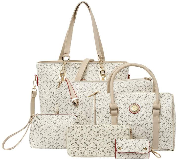 d839deca22 Shein Leather Handbags - ShopStyle