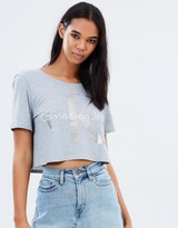 Calvin Klein Jeans Cropped Tee