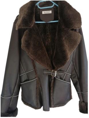 Balmain Brown Coat for Women Vintage