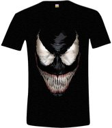 Spiderman Marvel Men's Venom Smile T-shirt