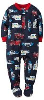 Carter's Baby Boy Fleece Footed Pajamas - 1 Piece ( months, )