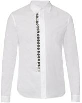 J.w.anderson Button-detail Cotton Shirt