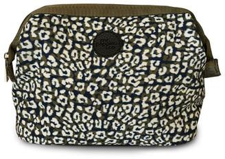 Mr Poppins+Co Roam Makeup & Toiletry Bag - Safari Assorted