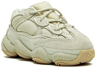 "Adidas Originals Kids Yeezy 500 ""Stone"" sneakers"