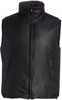 Saks Fifth Avenue COLLECTION BY ESEMPLARE Eco Faux Fur-Lined Zip Vest