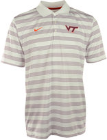 Nike Men's Virginia Tech Hokies Dri-FIT Preseason Polo Shirt