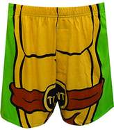 Briefly Stated Teenage Mutant Ninja Turtle Boxer Shorts with Cape for Men