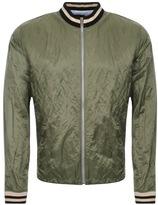 Vivienne Westwood Souvenir Bomber Jacket Green
