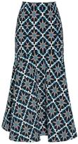 Temperley London Onyx Jacquard Skirt