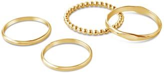 Glamrocks Jewelry The Favorites Ring Set