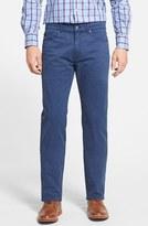 Peter Millar Men's Stretch Sateen Five Pocket Pants