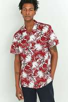 Dickies Rivervale Red Short-Sleeve Shirt