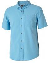 Royal Robbins Men's Mid-Coast Seersucker Short Sleeve Shirt