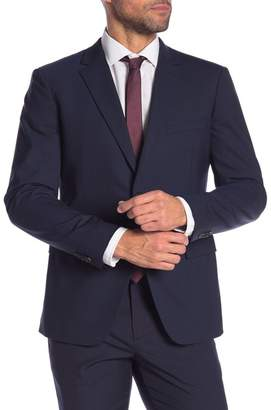 Theory Wellar New Tailored Trim Fit Suit Separates Blazer