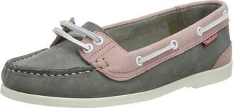 Chatham Harper - Grey/Pink 3