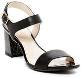 Calvin Klein Carini Ankle Strap Pump