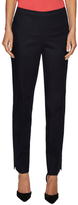 Lafayette 148 New York Side Zip Ankle Pant