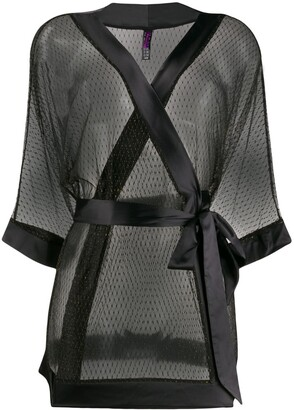 Maison Close Sage Decision kimono