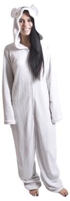 Body Candy Women's Koala Union Suit