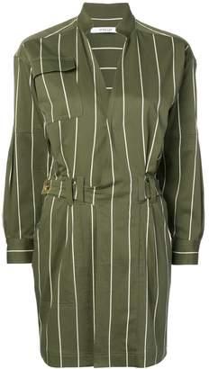 Derek Lam 10 Crosby striped utility dress
