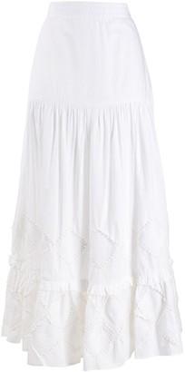 Chufy Maxi Tiered Skirt