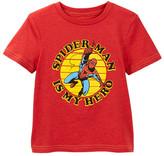 JEM Spider Hero Graphic Tee (Toddler & Little Boys)