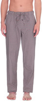 Hanro Filippo Printed Cotton Trousers