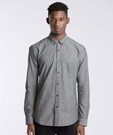 Farah Steen Long Sleeve Oxford Shirt