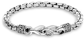John Hardy Sterling Silver Classic Chain Bracelet