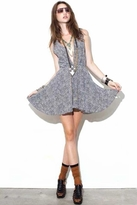 For Love & Lemons Little Lover Dress in Polka Dot