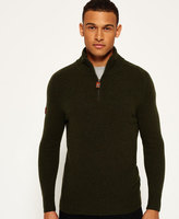 Superdry Harlo Henley Sweater