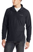 Columbia Men's Grid Line Half Zip Fleece