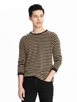 Banana Republic Heritage Stripe Crew