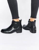 Daisy Street Stud Chelsea Boots
