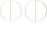 Sang A Moonstick 14K Gold Earrings