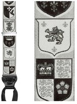 Trafalgar 'Coat of Arms' Silk Suspenders (Limited Edition)